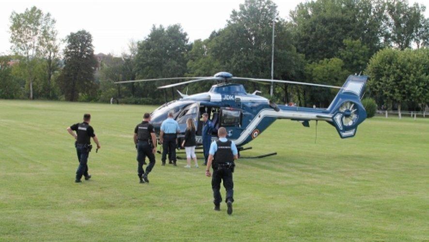 En août 2015, les recherches avaient été organisées avec le soutien d'un hélicoptère de la gendarmerie.
