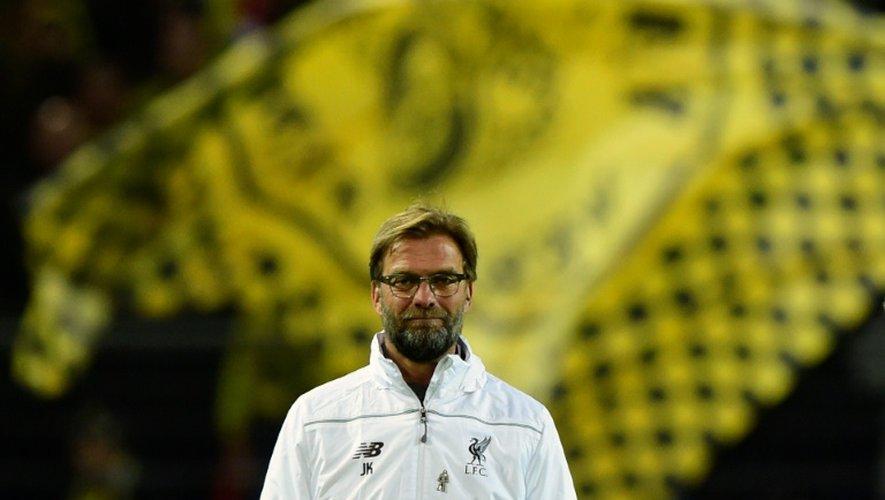 Europa League: Liverpool-Dortmund, Klopp pour couper le cordon