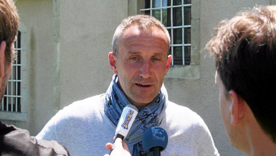 Laurent Peyrelade : «Grandir avec Rodez»