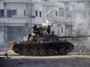 Syrie: Damas a utilisé des armes chimiques, reconnaît la Maison Blanche