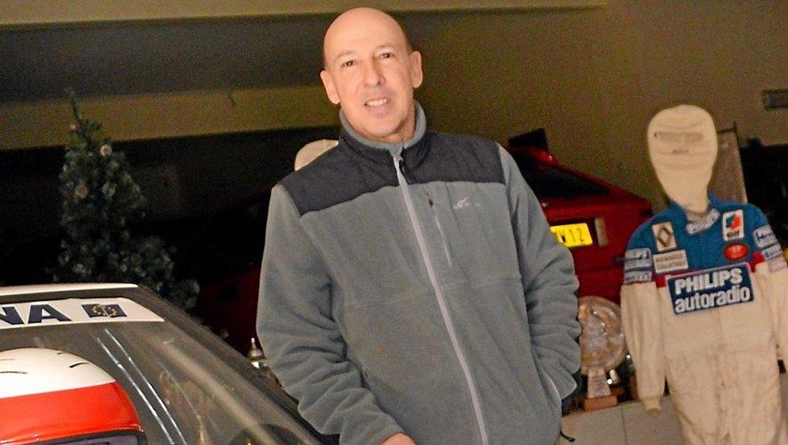 Eternel passionné du sport automobile, Didier Auriol prendra en mai le départ d'un rallye en Nouvelle-Zélande.