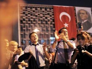 Turquie: les manifestants refusent de quitter le parc Gezi