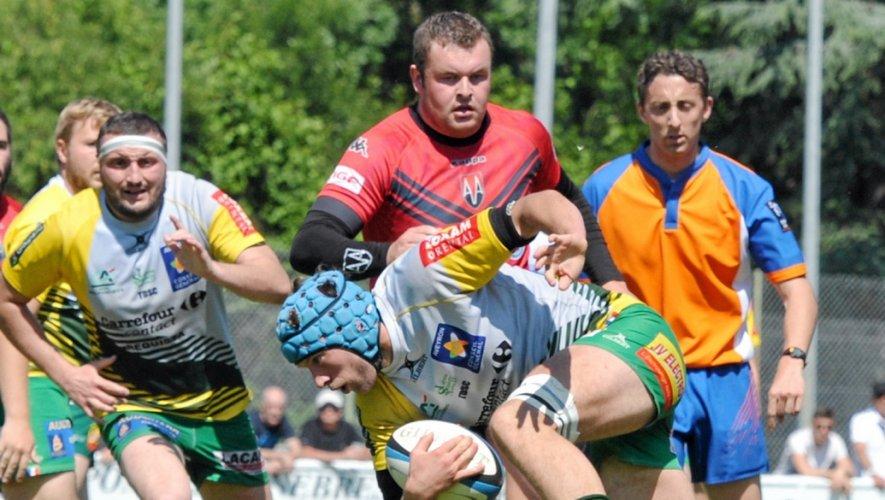 Rugby : LSA se rapproche du bouclier !