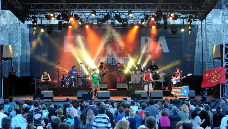 Comme l'an passé, le festival prendra place sur l'esplanade des Rutènes à Rodez.