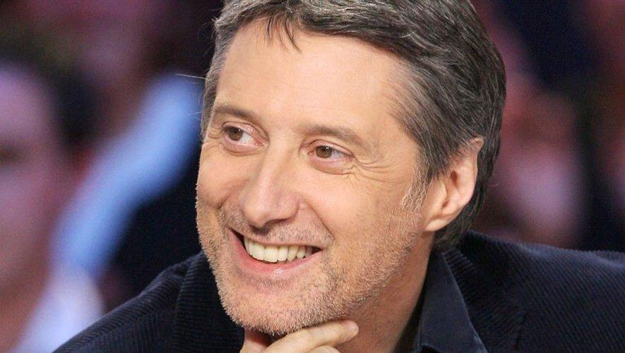 Canal+: Antoine de Caunes va succéder à Michel Denisot