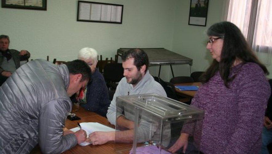 Christian Palayret élu maire d'Escandolières