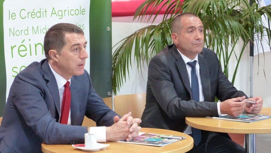 Pierre Cambefort et Jean-Jacques Calcat, d'une même voix pour avancer