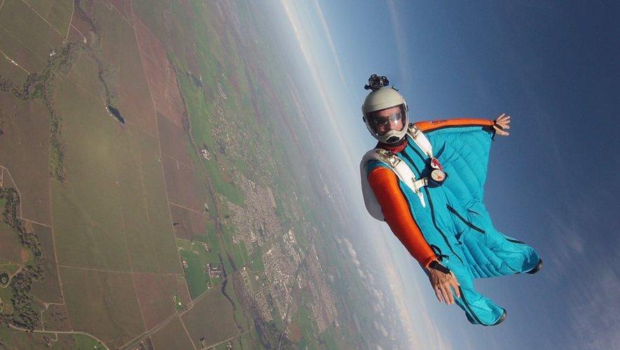 Sports extrêmes : mort de Ludovic Woerth en wingsuit