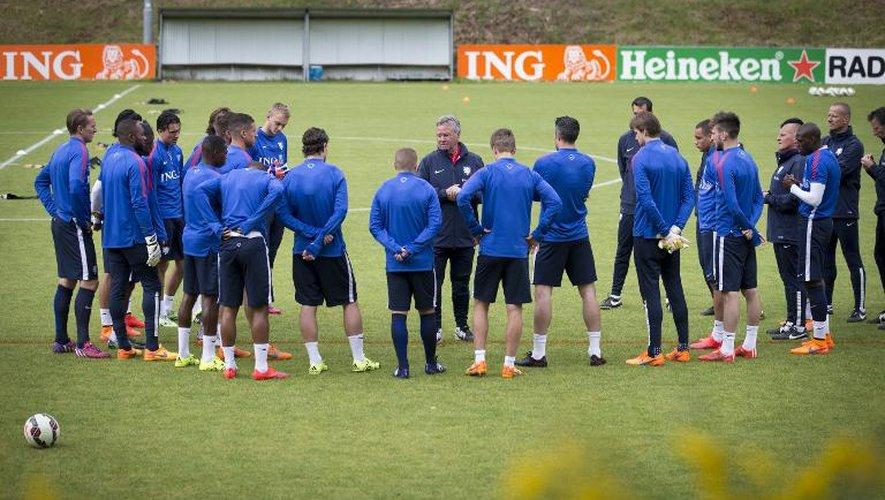 Euro-2016: chocs aux sommets, relance impérative pour les Pays-Bas