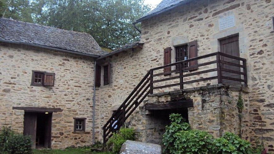 L'ancienne demeure de François Fabié est ouverte aux visites durant tout l'été.