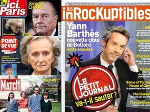 La famille Chirac, Le Petit Journal, GOT, Superman, la mode…