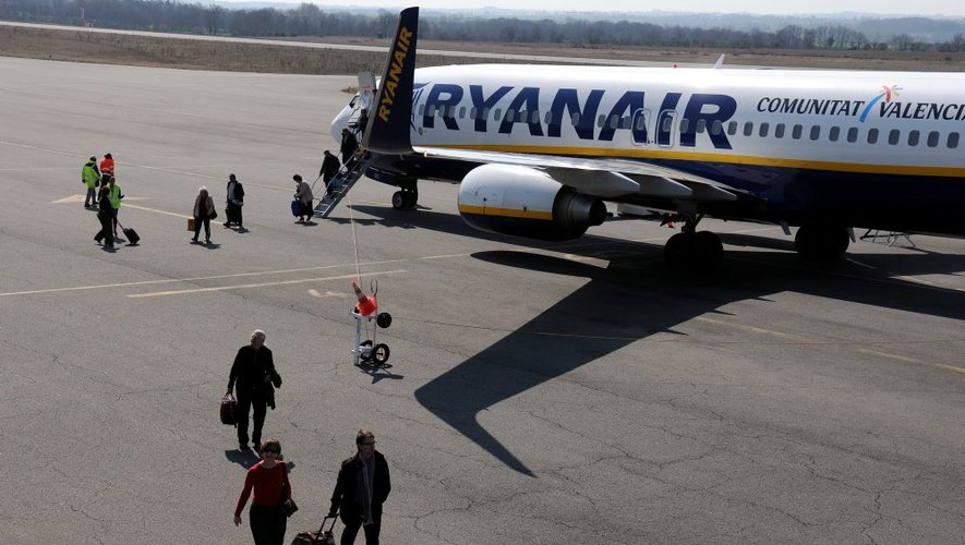 Depuis le 1er avril, Ryanair propose de nouveau des destinations vers l'Irlande.