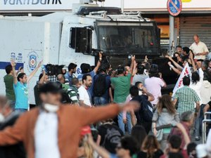 Turquie: la police a repris le contrôle de la place Taksim