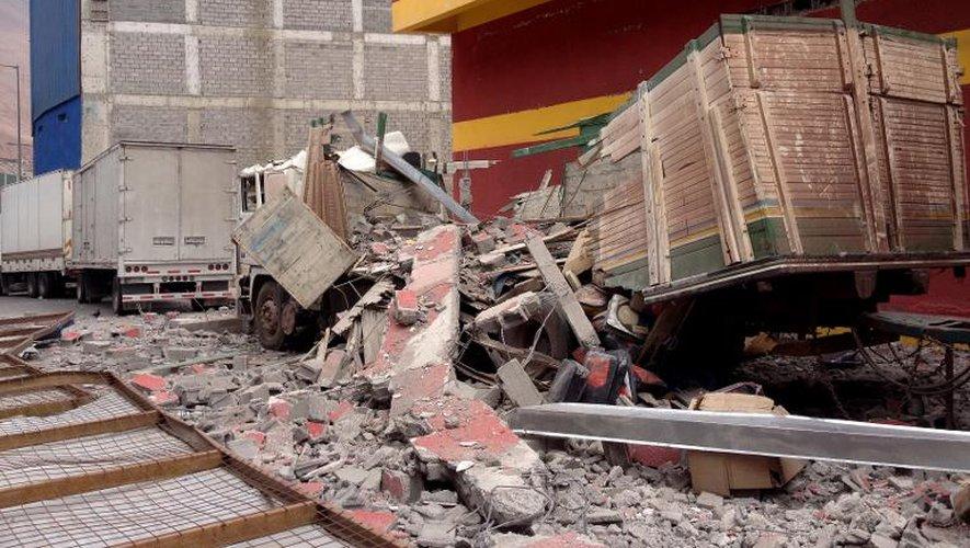 Chili: nouveau séisme de magnitude 6,1 dans le nord