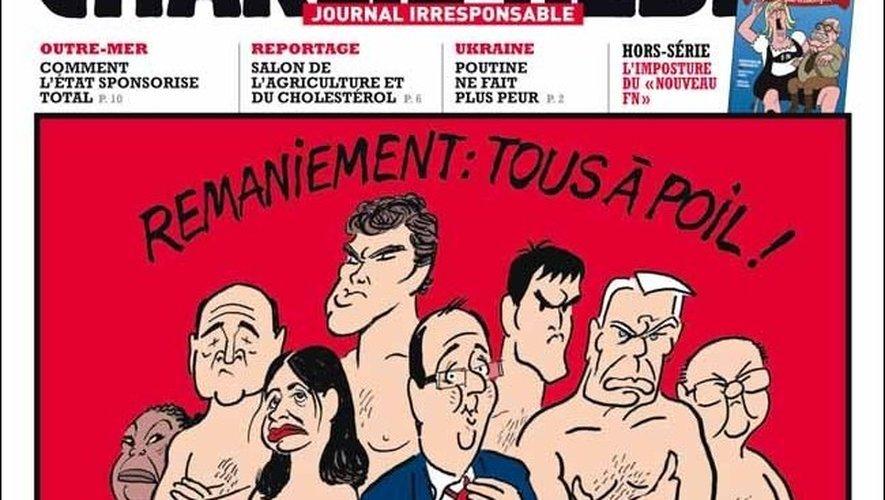 """""""Charlie Hebdo"""" fait une ristourne aux Millavois"""