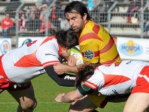 Rugby : match décisif pour Rodez face à Saint-Jean-de-Luz