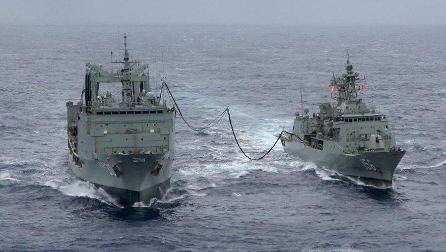 MH370: avions et navires mobilisés pour vérifier le signal détecté