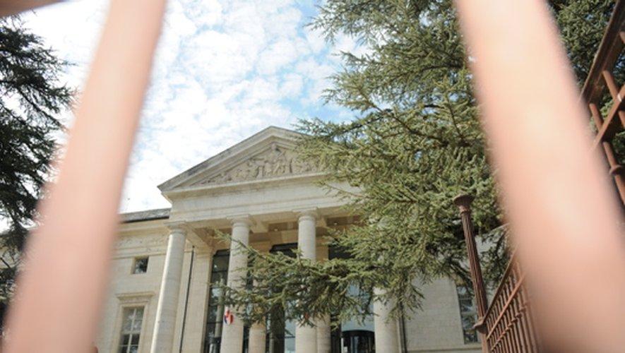 Quatre membres de l'Amassada ont été jugés ce mercredi 8 juillet.