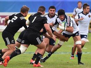Rugby: le rêve français brisé par la Nouvelle-Zélande au Mondial U20