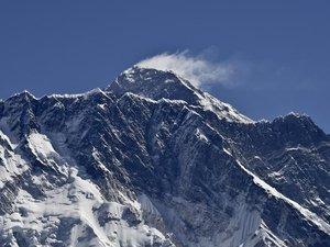 Le séisme au Népal a déplacé le Mont Everest