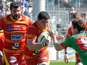 Rugby : le Stade Rodez Aveyron décroche les phases finales