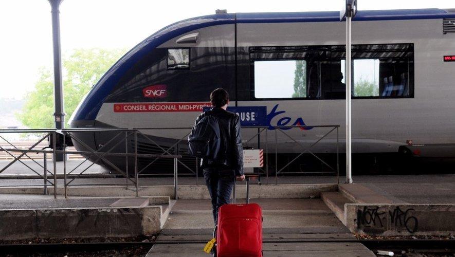 Les nouveaux aménagements mettront Toulouse à 2 heures de Rodez.