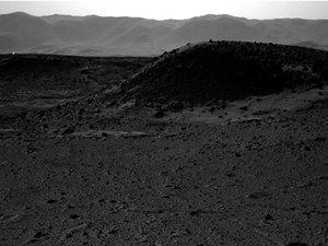 Une mystérieuse lumière repérée sur Mars