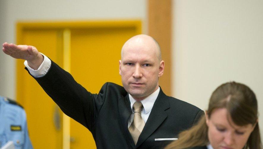 Norvège: condamné pour traitement inhumain de Breivik, l'État fait appel