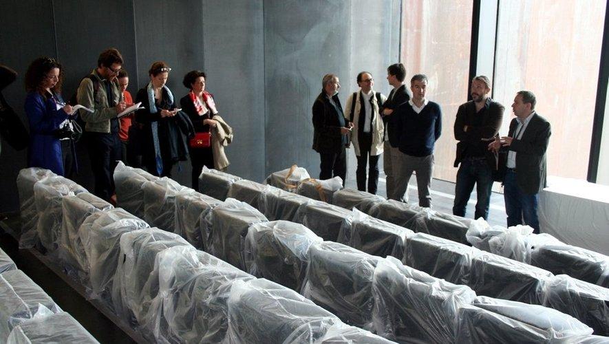 Rodez : Pierre Soulages accroche bien avec son musée