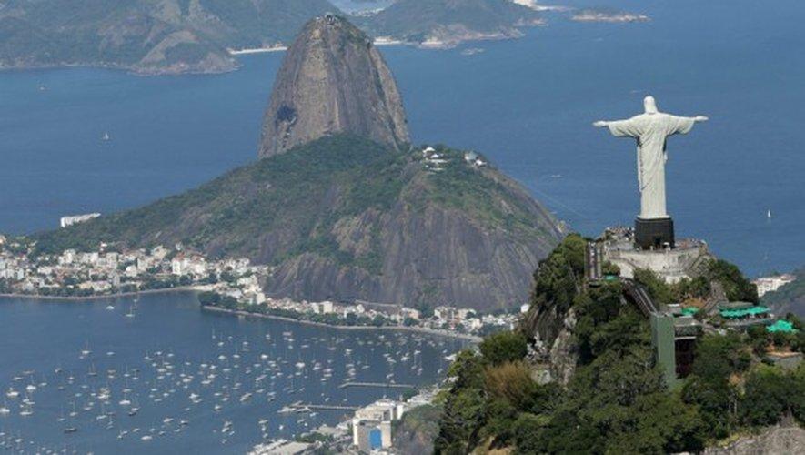 Rio 2016 : Vidéo à 100 jours des Jeux Olympiques