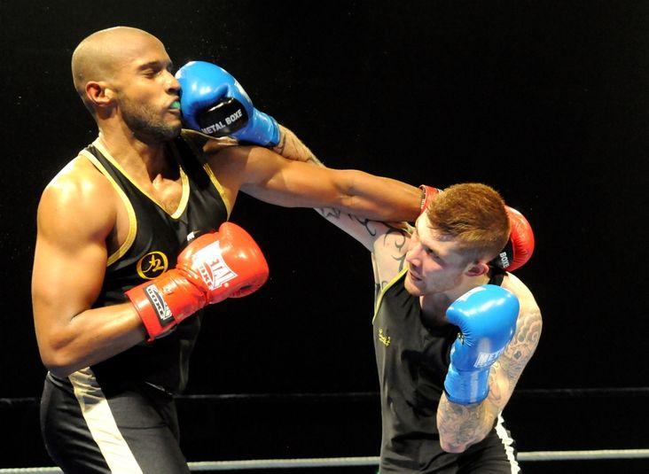 Rodez : le championnat de France de boxe française en images