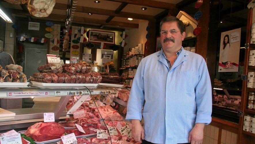 Lucien Conquet, gérant de l'entreprise aux 45 salariés, est le fils de Paul, fondateur de la boucherie-charcuteire en 1950.
