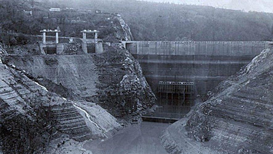 Panneaux, photographies d'époque, maquette de barrage, carte… au programme de l'exposition qui se prolonge jusqu'au 7 mai.