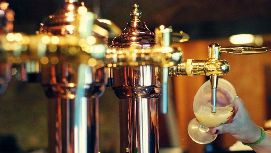 Un demi-millier de visiteurs sont attendus pour ce premier salon des professionnels de la boisson.