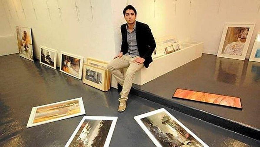 Eliott Privat a réuni 13 artistes pour l'exposition inaugurale, autant de talents qui exposeront individuellement courant 2014-2015.