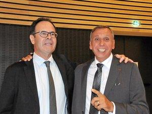 Le conseil constitutionnel valide les élections de Luche et Marc