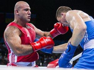 Jeux européens: Kadan ou l'histoire d'un arabe israélien SDF devenu champion de boxe