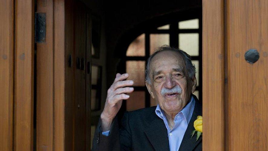 Garcia Marquez souffre d'une pneumonie, affirme le président colombien