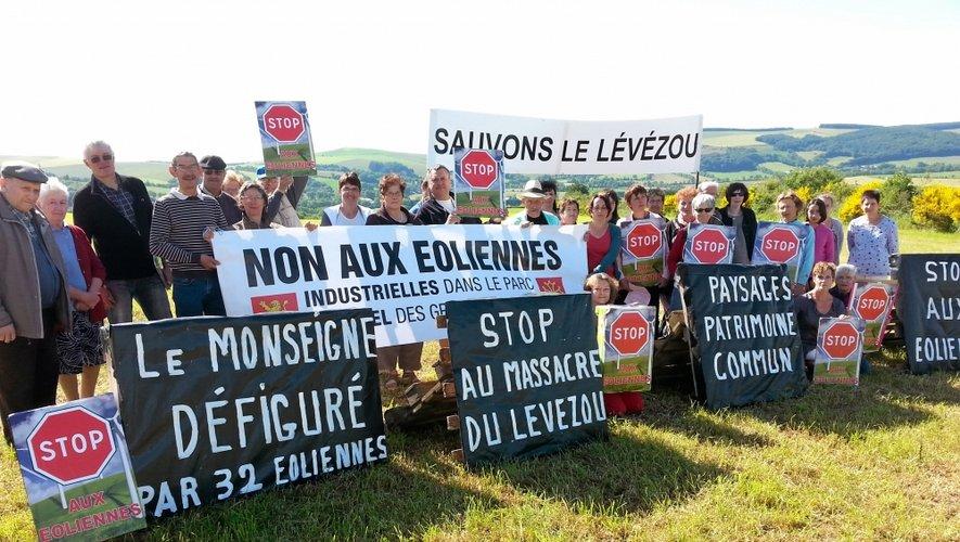 Lévezou: une décision de justice relance un projet éolien