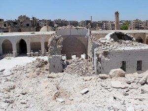 Syrie: le plus célèbre musée de mosaïques dévasté par des barils d'explosifs