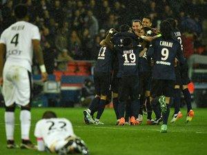 Ligue 1: le Paris SG fait tomber Rennes  (4-0) et les records