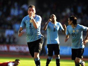 Copa America: service minimum pour l'Uruguay