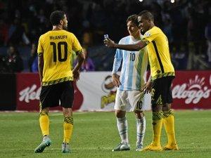 Copa America: la Jamaïque fait douter l'Argentine