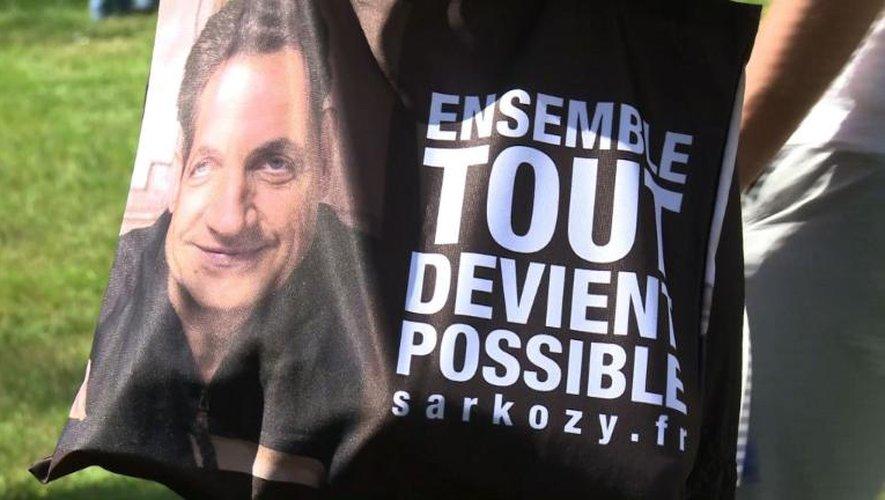 """""""Fête de la Violette"""" des sarkozystes de l'UMP en Sologne"""