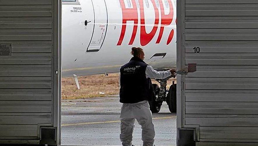 La compagnie Hop! a décidé de rétablir l'ensemble des vols à destination ou en partance de Paris.