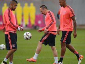 Ligue des champions: la pression sur le Bayern et le Real