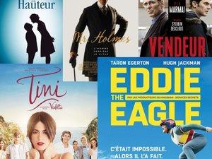 Cinéma : Romance insolite, policier, action, comédies, dramatiques et musicale…