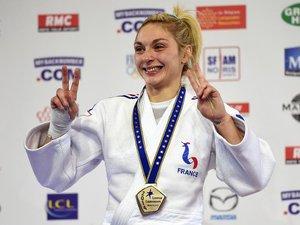 Euro de judo: Pavia et Korval en or, 4 médailles pour les Bleus