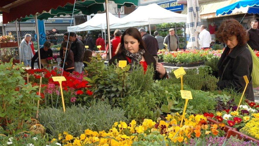 Entre marchés ou fleurs et festivals liés au jardinage, les amateurs de potagers vont être comblés.