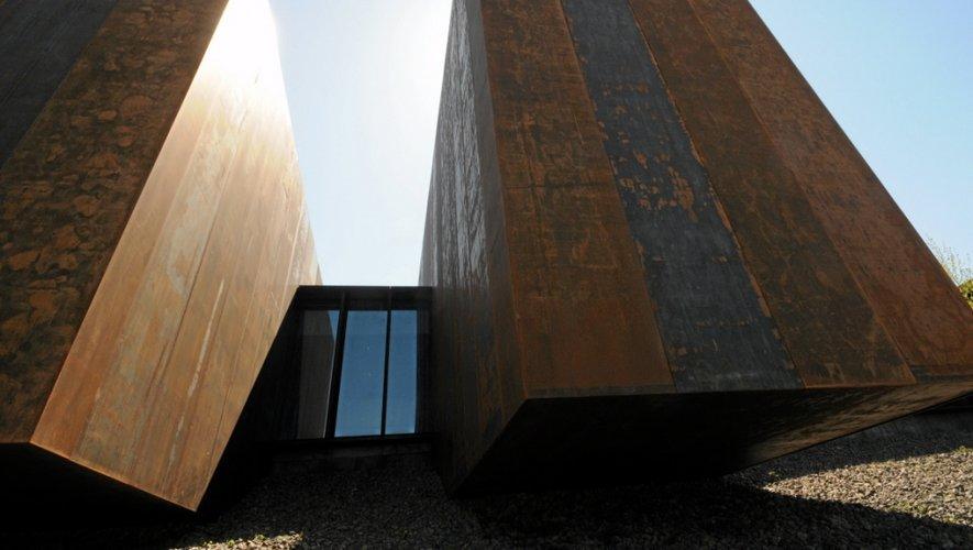 Le musée Soulages sera inauguré le 30 mai.